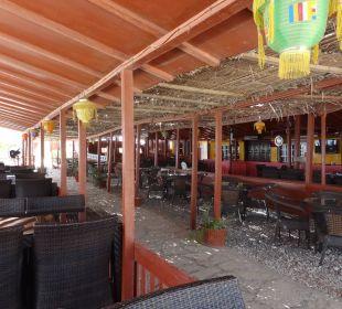 Restauracja zewnetrzna Hotel Turtle Beach Resort