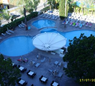 Pool JS Hotel Sol de Alcudia