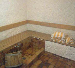 """Sauna, """"Ruheraum"""" Hotel Bellevue"""
