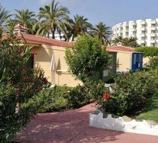Bungalows Zona El Palmeral + Hotel Rondo Hotel Miraflor Suites