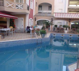 Pool Evdion Hotel