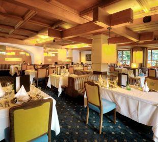 Hauptrestaurant Gartenhotel THERESIA
