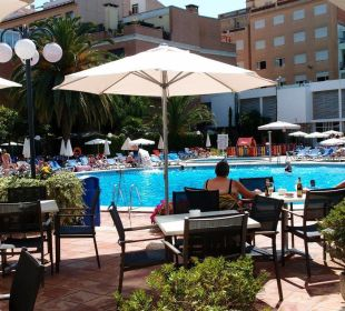 Terrassa Hotel Anabel