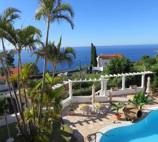 Blick vom Balkon Villa Opuntia