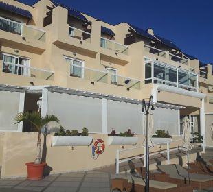 Poolterrasse Hotel XQ El Palacete