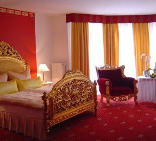 Unser Kurfürstenzimmer Hotel Central Vital