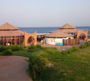 Restaurant und Panoramabar