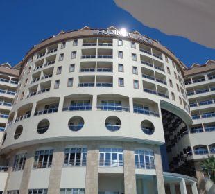 Außenansicht Kirman Leodikya Resort