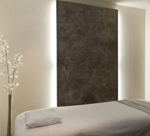 Massageraum im Oasi-Spa Hotel Belvedere Locarno