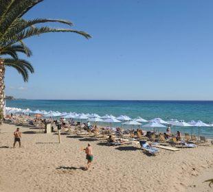 Beach of Nea Kallikratia Hotel Alkyonis