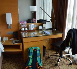 Schreibtisch Park Hotel Clarke Quay