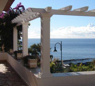 Ausblick auf den Atlantik Villa Opuntia