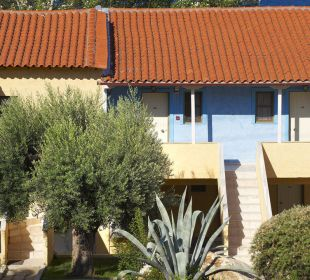 Hotel buildings Acrotel Elea Village