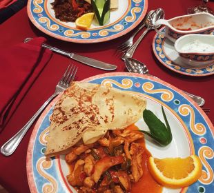 Mexikaner - Hauptspeise SUNRISE Select Royal Makadi Resort