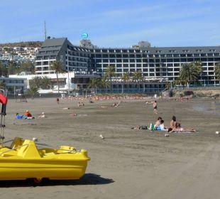 Täglich gepflegter Strand Hotel Dunas Don Gregory