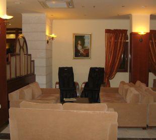 Lobby Vantaris Beach Hotel