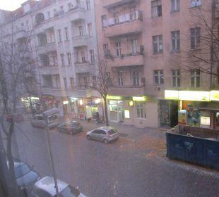 Aussicht Arcadia Hotel Berlin