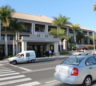 Straßenseite Marylanza Suites & Spa
