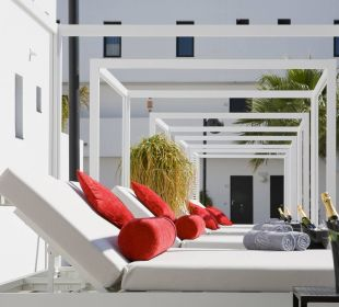 PISCINA SENTIDO Migjorn Ibiza Suites & Spa