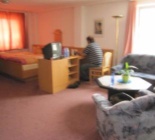 Zimmer  Hotel-Pension Keller