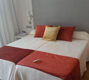 Zimmer 318 Hotel Abrat
