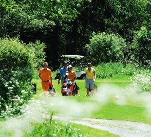 Golfanlage Bad Kleinkirchheim Hotel Die Post