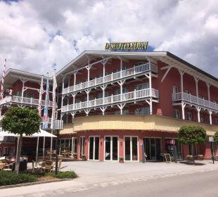 Stilvoll Das Hotel Eden