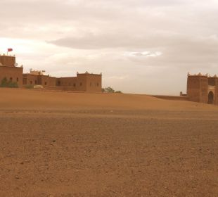 In der Wüste  Stargazing Hotel SaharaSky