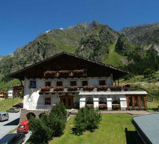 Aussenaufnahme Hotel Landhaus Edelweiss