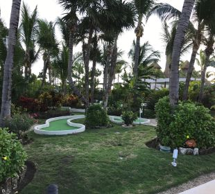 Minigolf Secrets Maroma Beach Riviera Cancun