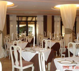 Festlicher Speisesaal Hotel Lago Garden