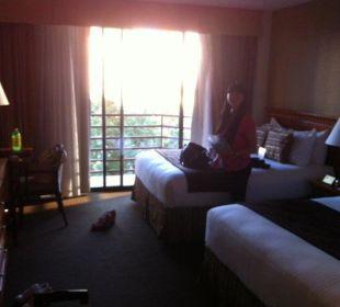 Zimmer mit Stadtblick Best Western Hotel Bayside Inn