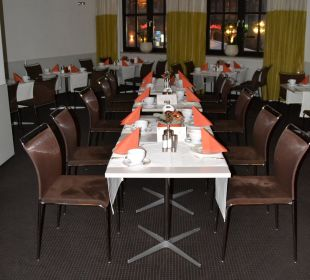 Unser Frühstückraum Hotel Victoria Nürnberg