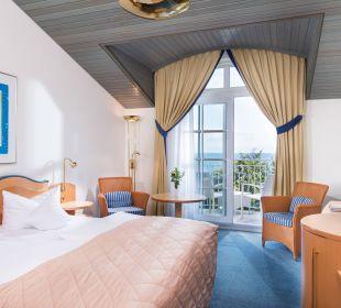 Doppelzimmer Ostseeseite Hotel Travel Charme Kurhaus Sellin