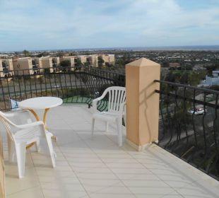 Una parte del balconcino (fa angolo) Hotel Mirador Maspalomas Dunas