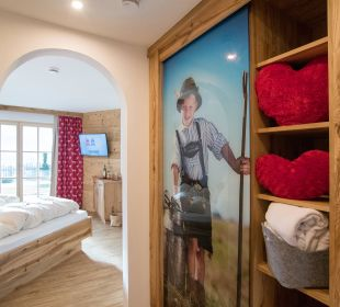 Neues Schlafzimmer im Kaiserwinkl exclusiv Ferienwohnungen Neumaier