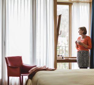 Zimmer Hotel Laudinella
