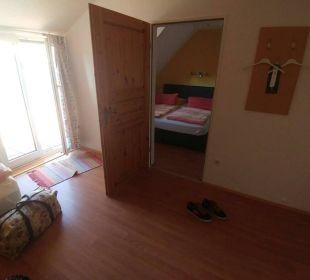 Schlafzimmer 2 Hotel-Pension Alt-Rodenkirchen