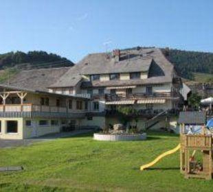 Aussenaufnahme Gasthaus Löwen
