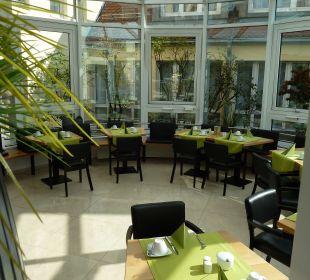 Frühstücksraum Comfor Hotel Frauenstrasse