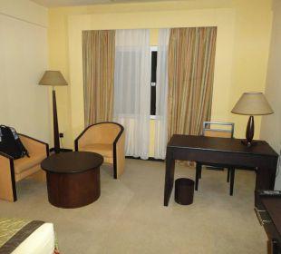 Schreibtisch  Hotel Ramada Katunayake Colombo International Airport