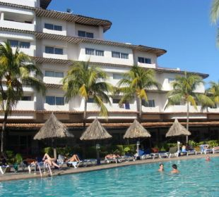 Teren hotelu Hotel Isla Caribe Beach