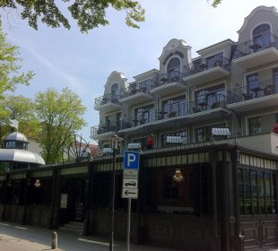 Komplett umgebaut 2012 Europa Hotel Kühlungsborn