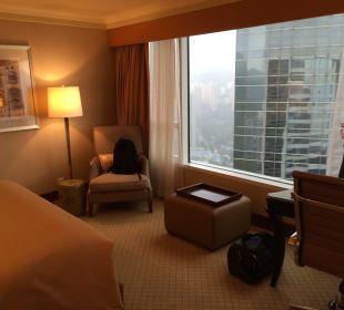 Zimmer 2 Hotel Conrad Hong Kong