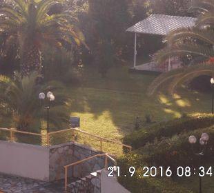 Gartenanlage Hotel Livadi Nafsika