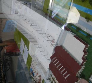 Modell alpincenter & van der Valk Hotel Wittenburg