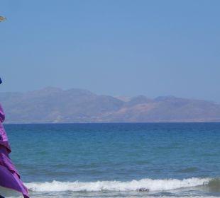 Blick auf Kalymnos Hotel Horizon Beach Resort