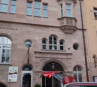 Top Lage Hotel Victoria Nürnberg