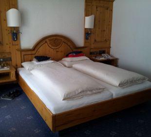 Das Bett Hotel Bellevue & Austria