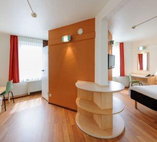 Zimmer Hotel Ibis Bochum Zentrum